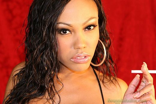 I'm AND LACEY DUVALLE IN A