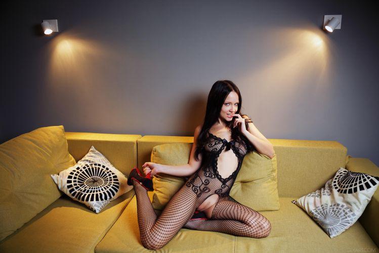Cool Brunette Girl Marica Thefappeningblog 1