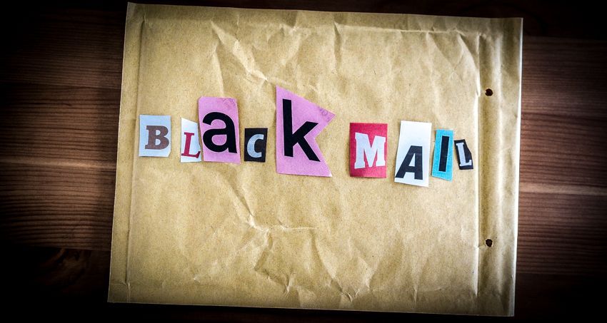 The Blackmail Project