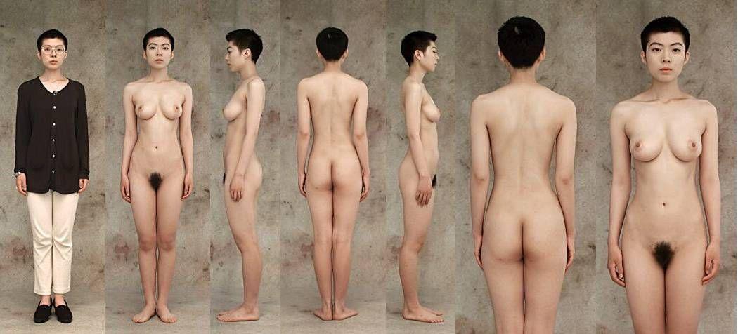 Nude art modeling as a healing journey